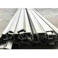H C U Hex T Channel Stainless Steel Special Profiles For Bridge Construction