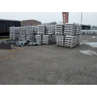 aluminium ingots purity is 99..7% in low and benefit price