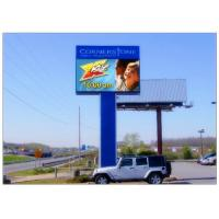 GIF Animation Picture Display Programmable LED Signs Outdoor RS232 1 / 4 Constant Current Manufactures