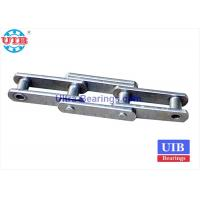 Steel Roller Chain B Precision Simplex Chain 1.6mm For Agriculture Machine Manufactures