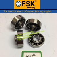Precision Non Standard Ball Bearings 608 Single Convex Bearings Manufactures