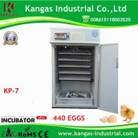 Ce Approved Holding 440 Eggs Digital Chicken Incubator (KP-7) Manufactures