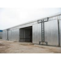 Safety Wood Drying Equipment Approx 150m3 / Corresponding Low Consumption Manufactures