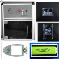 Souvenirs Processing Automatic Laser Marking Machine Mini Structure Fasten Speed Scanner Manufactures