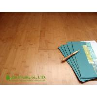 China Carbonized indoor bamboo flooring With Semi-matt Finish,Waterproof Bamboo Indoor Flooring on sale