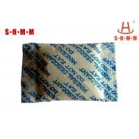 Activated Clay Drierite Desiccant Bag , Moisture Absorbing Desiccant For Transport Manufactures