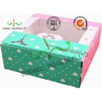 Cardboard Christmas Gift Packaging Boxes , Candy / Chocolate Packaging Boxes Manufactures