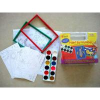 Buy cheap Educational Toy--Paint by Number from wholesalers