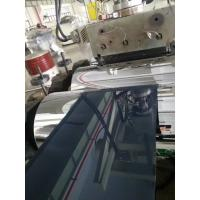 China AF-600mm Single Layer ASA Sheet Extrusion Machine , CE Certificated on sale