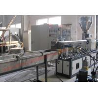 twin screw filler and modification extruder palletizing machine Manufactures