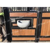 Wholesale Easy Equipped Galvanized Horse Stable Stall Fence Panel Manufactures