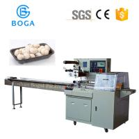 China Mushroom Packaging Machine With Tray 2.4kw Power 220v 110v Ce Approved on sale