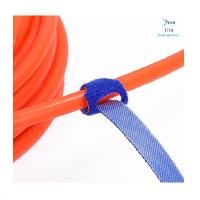Buy cheap Colorful Self Locking Nylon Cable Ties / Super Sticky Cable Ties For Bundling from wholesalers