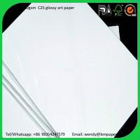 200 230 250gsm 61*86cm Gloss Coated 2 Side Art Paper Couche Paper Matt Paper Manufactures