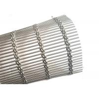 Rolling Shutters Architectural Wire Mesh with Steel Rod And Cable Rope Wire Manufactures