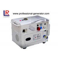 Home / Commercial Backup Camping Gasoline Generators 5kw Silent Electric Manufactures
