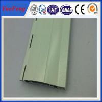 New model durable anodized aluminum roller shutter door profile for warehouse Manufactures