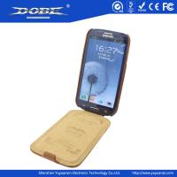 Flip design PU protective Case for Samsung Galaxy SIII/I9300 Series Manufactures