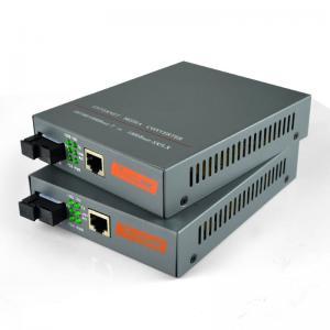1000M Gigabit fiber optic media converter Singlemode Single Fiber Built-in/1pair Manufactures