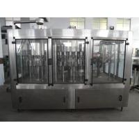 China bottled purified drinking water production line/ purified water/mineral water bottling plant on sale