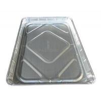 Eco - Friendly Household Aluminum Foil Pans , Aluminum Freezer Containers With Lids Manufactures