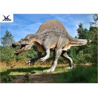 Park Decorative Artificial Dinosaur Garden Ornaments Life Size Dinosaur Decoration Models Manufactures