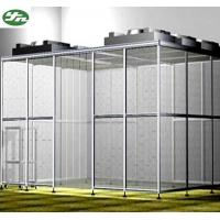 GMP Hardwall Modular Clean Room Booth Provide Installation For Pharmaceutical Industry Manufactures