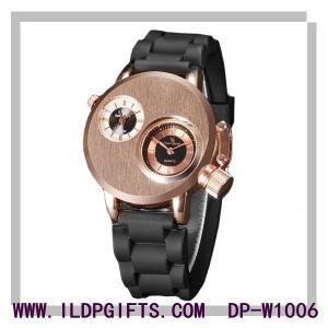 China 2017 new silicone watch ODM Custom logo ODM Men Watch on sale