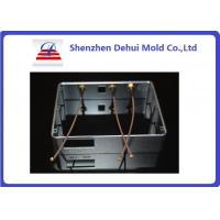 T3 , T4 Electric Signal Box Aluminum Extrusion Profiles ISO Approved Manufactures