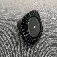 China CE certificated black color 100 watt siren speaker prices horn truck on sale