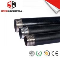 89mm HWL Wireline Core Drill Rod Pipe With Whole Tempering / Heat Treatment Manufactures