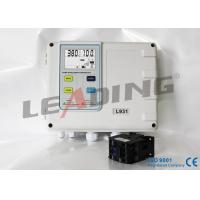 Waterproof Simplex Pump Controller Open Phase Protection For Industrial Plants Manufactures