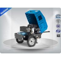 Quality 22Kw / 30Hp Portable Electric Air Compressor With Ac Output Power /  Direct Drive Screw for sale
