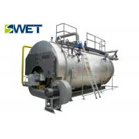 1.25 / 1.6 MPa Industrial Steam Boiler, 10 Ton Waste Heat Recovery Boiler Manufactures