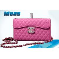Samsung S5 Small Sweet Cell Phone Leather Cases Chain Bag Phone Manufactures