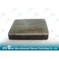 Quality 6000mm ASTM B898 Titanium Sheet Metal For Heat Exchanger for sale