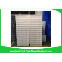 Packaging Neutral Plastic Stackable Containers for Convenience Store Manufactures