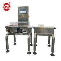 """Siemens PLC And 7"""" Touch Screen Check Weigher For Various Products Manufactures"""