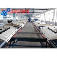 Solar Panel Automated Assembly Lines New Energy Products With Automatic Conveyor Manufactures