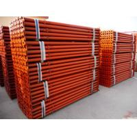 China Light duty Steel props for post shoring on sale