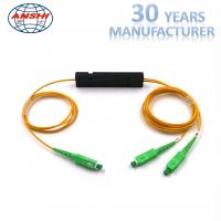 China Small Volume Ftth Fiber Optic Terminal Box SC / APC Connector With ISO9001 on sale
