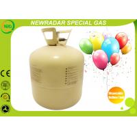 30LB / 50LB Disposable Helium Tank High Purity Gas For Celebration Manufactures