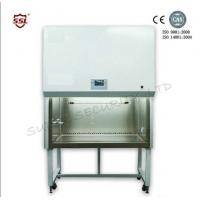 China Laboratory Microflow Biological Safety Cabinet With Two Layer Toughened Glass on sale