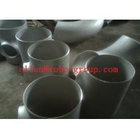 TOBO STEEL Group  Stainless Steel Tee ASTM A234 GR WPB , ST37.2 , ST35.8Din 1.4301 , 1.4306 , 1.4401 , 1.457 Manufactures