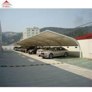 China Durable Aluminum Car Wash Tent Allowed Temperature +70 Degree Celsius on sale