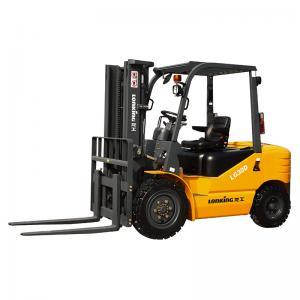 China Lonking Industrial Forklift Trucks / Used Forklift Lifting Forklift Engine Type on sale