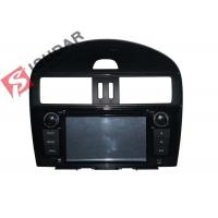 4G WIFI Allwinner T3 Android Car Navigation System Nissan Tiida Car Stereo OBD Support Manufactures