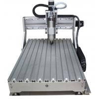 6040 800W 4-axis 3d cnc wood carving machine wood engraving milling cutting router Manufactures