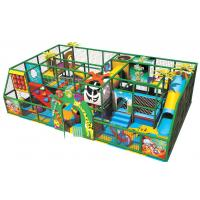 China Plastic Indoor Playground Equipments Anti-static Elements for Children A-08901 on sale
