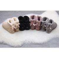 ugg female shoes UGG 1019032 UGG 1019032 metal bright leather bag single bow ribbon waterproof fur one spot 35-40 Manufactures